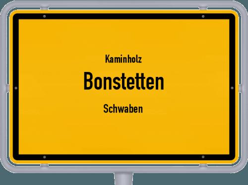 Kaminholz & Brennholz-Angebote in Bonstetten (Schwaben), Großes Bild