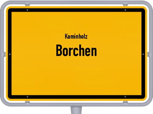Kaminholz & Brennholz-Angebote in Borchen, Großes Bild