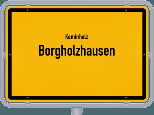 Kaminholz & Brennholz-Angebote in Borgholzhausen, Großes Bild