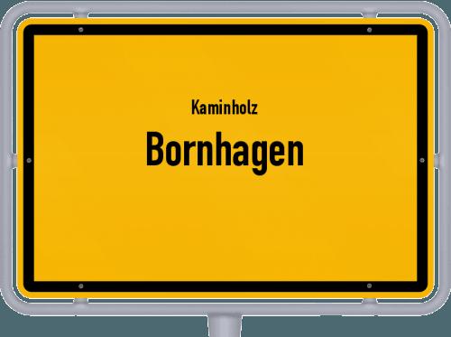 Kaminholz & Brennholz-Angebote in Bornhagen, Großes Bild