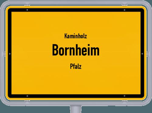 Kaminholz & Brennholz-Angebote in Bornheim (Pfalz), Großes Bild