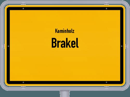 Kaminholz & Brennholz-Angebote in Brakel, Großes Bild