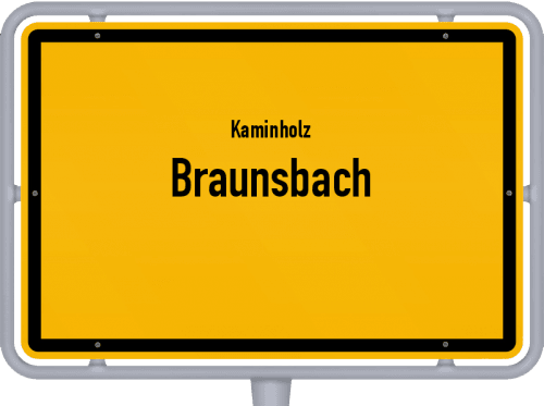 Kaminholz & Brennholz-Angebote in Braunsbach, Großes Bild