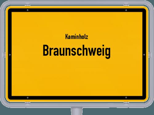 Kaminholz & Brennholz-Angebote in Braunschweig, Großes Bild