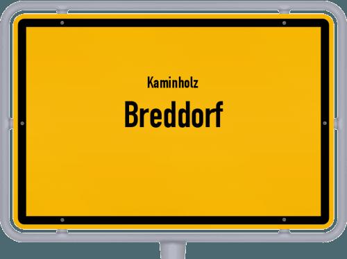 Kaminholz & Brennholz-Angebote in Breddorf, Großes Bild