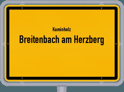 Kaminholz & Brennholz-Angebote in Breitenbach am Herzberg, Großes Bild