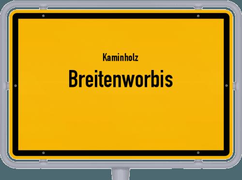 Kaminholz & Brennholz-Angebote in Breitenworbis, Großes Bild