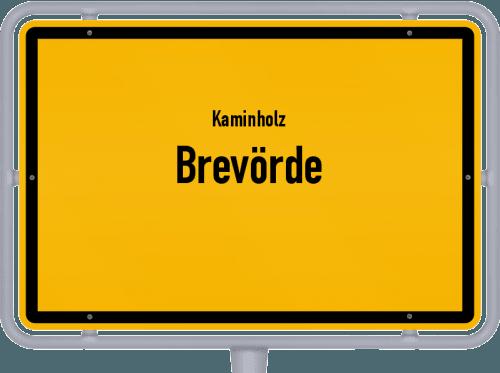 Kaminholz & Brennholz-Angebote in Brevörde, Großes Bild