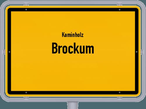 Kaminholz & Brennholz-Angebote in Brockum, Großes Bild