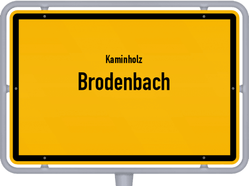 Kaminholz & Brennholz-Angebote in Brodenbach, Großes Bild