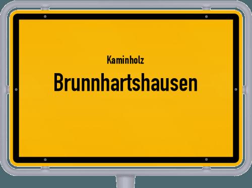 Kaminholz & Brennholz-Angebote in Brunnhartshausen, Großes Bild