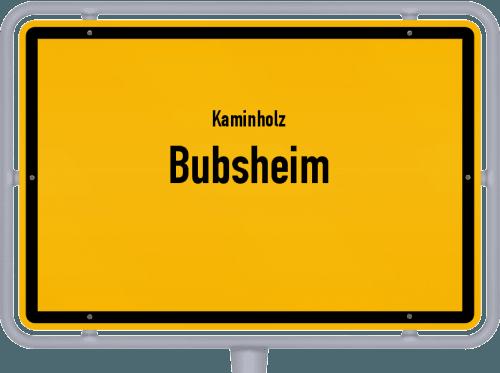 Kaminholz & Brennholz-Angebote in Bubsheim, Großes Bild