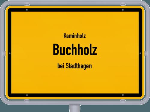 Kaminholz & Brennholz-Angebote in Buchholz (bei Stadthagen), Großes Bild