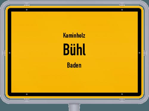 Kaminholz & Brennholz-Angebote in Bühl (Baden), Großes Bild