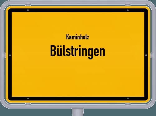Kaminholz & Brennholz-Angebote in Bülstringen, Großes Bild