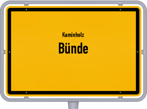 Kaminholz & Brennholz-Angebote in Bünde, Großes Bild