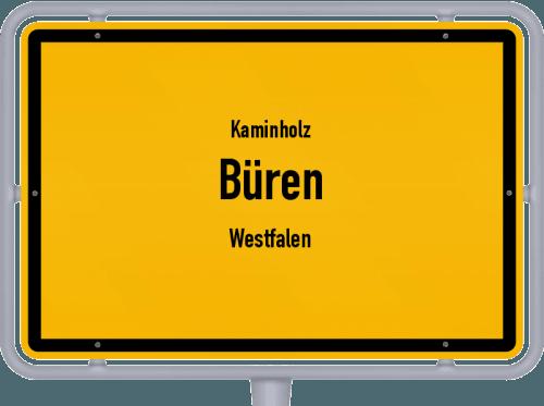 Kaminholz & Brennholz-Angebote in Büren (Westfalen), Großes Bild