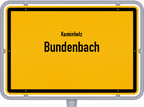 Kaminholz & Brennholz-Angebote in Bundenbach, Großes Bild