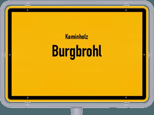 Kaminholz & Brennholz-Angebote in Burgbrohl, Großes Bild