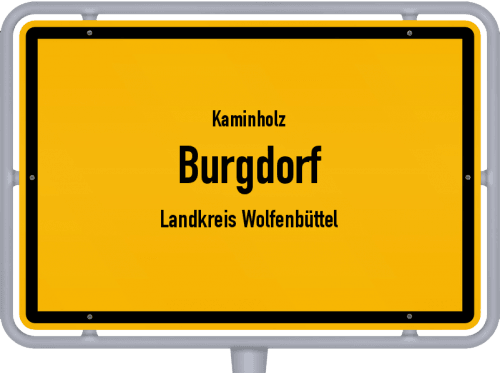 Kaminholz & Brennholz-Angebote in Burgdorf (Landkreis Wolfenbüttel), Großes Bild