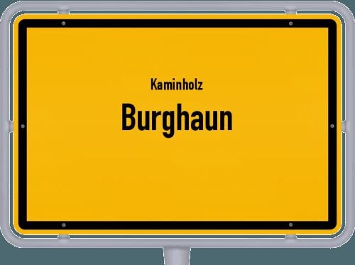 Kaminholz & Brennholz-Angebote in Burghaun, Großes Bild
