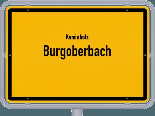 Kaminholz & Brennholz-Angebote in Burgoberbach, Großes Bild
