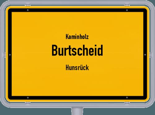 Kaminholz & Brennholz-Angebote in Burtscheid (Hunsrück), Großes Bild