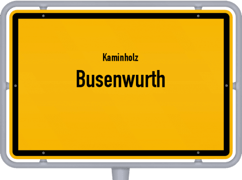Kaminholz & Brennholz-Angebote in Busenwurth, Großes Bild
