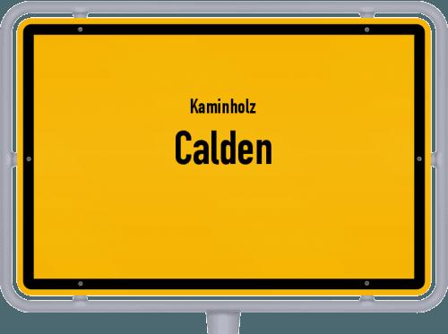 Kaminholz & Brennholz-Angebote in Calden, Großes Bild