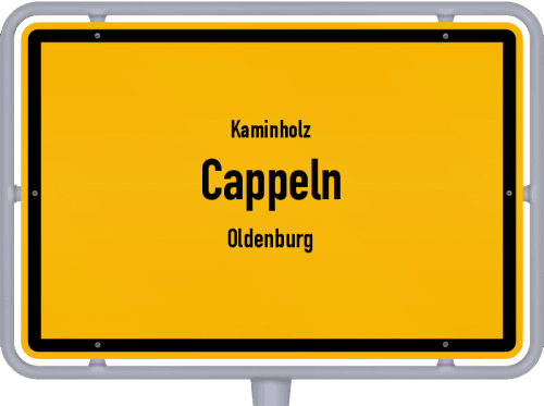 Kaminholz & Brennholz-Angebote in Cappeln (Oldenburg), Großes Bild