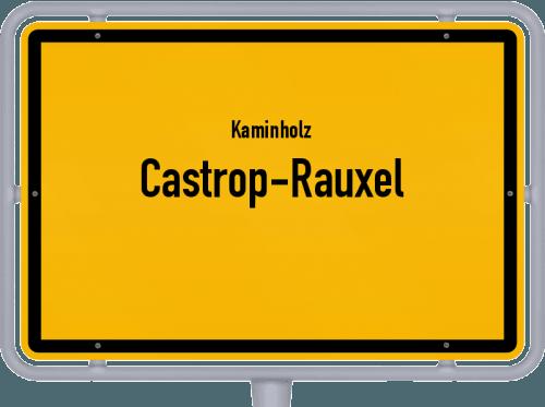 Kaminholz & Brennholz-Angebote in Castrop-Rauxel, Großes Bild