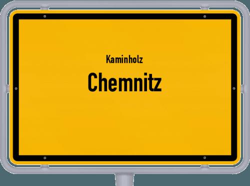Kaminholz & Brennholz-Angebote in Chemnitz, Großes Bild