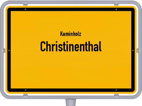 Kaminholz & Brennholz-Angebote in Christinenthal, Großes Bild