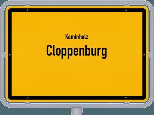 Kaminholz & Brennholz-Angebote in Cloppenburg, Großes Bild