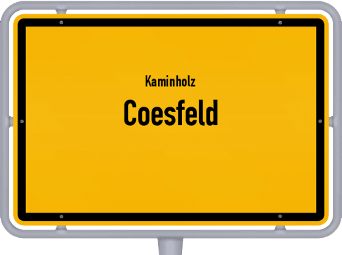 Kaminholz & Brennholz-Angebote in Coesfeld, Großes Bild