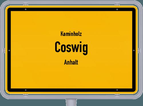 Kaminholz & Brennholz-Angebote in Coswig (Anhalt), Großes Bild