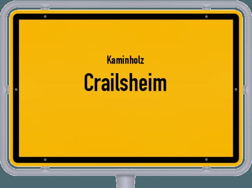 Kaminholz & Brennholz-Angebote in Crailsheim, Großes Bild