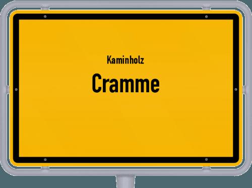 Kaminholz & Brennholz-Angebote in Cramme, Großes Bild