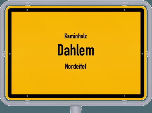 Kaminholz & Brennholz-Angebote in Dahlem (Nordeifel), Großes Bild