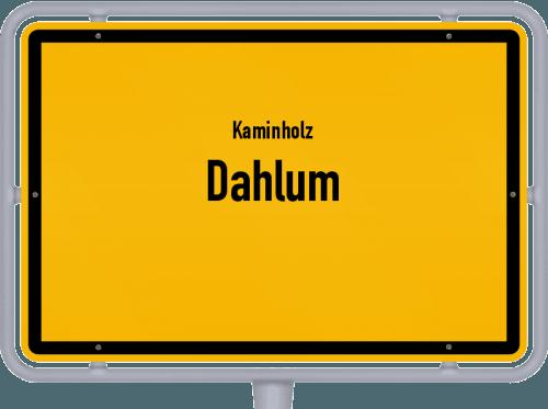 Kaminholz & Brennholz-Angebote in Dahlum, Großes Bild