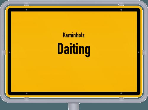 Kaminholz & Brennholz-Angebote in Daiting, Großes Bild