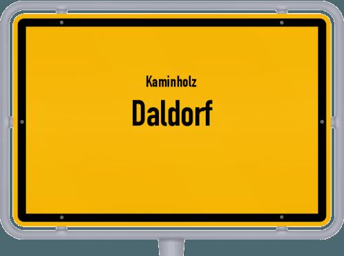 Kaminholz & Brennholz-Angebote in Daldorf, Großes Bild