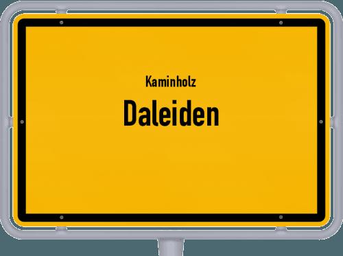 Kaminholz & Brennholz-Angebote in Daleiden, Großes Bild