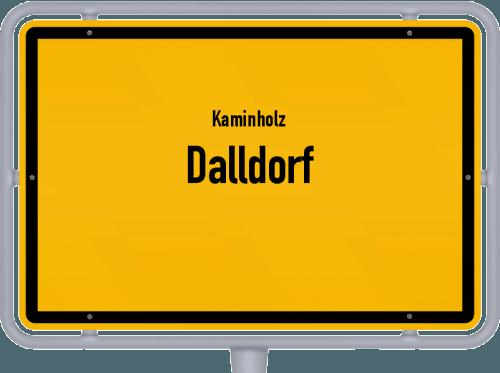 Kaminholz & Brennholz-Angebote in Dalldorf, Großes Bild