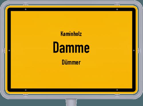 Kaminholz & Brennholz-Angebote in Damme (Dümmer), Großes Bild