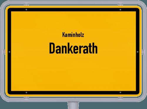 Kaminholz & Brennholz-Angebote in Dankerath, Großes Bild