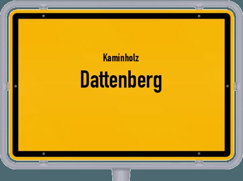 Kaminholz & Brennholz-Angebote in Dattenberg, Großes Bild