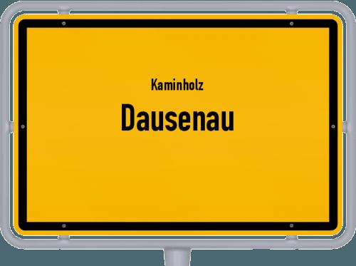 Kaminholz & Brennholz-Angebote in Dausenau, Großes Bild