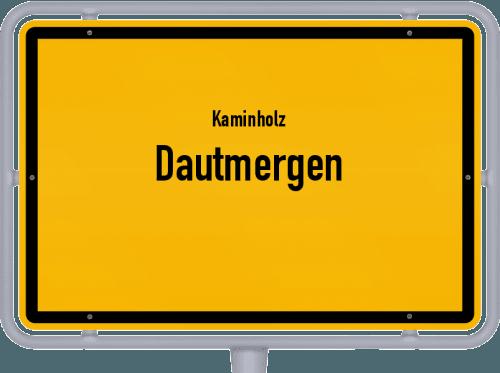 Kaminholz & Brennholz-Angebote in Dautmergen, Großes Bild