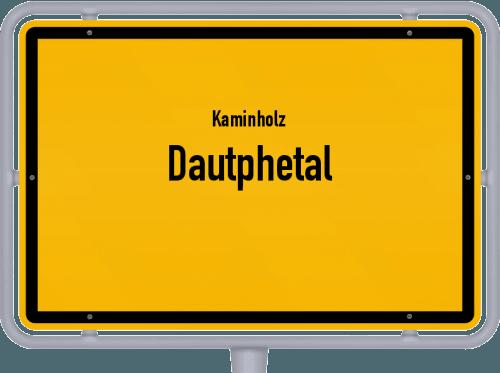 Kaminholz & Brennholz-Angebote in Dautphetal, Großes Bild